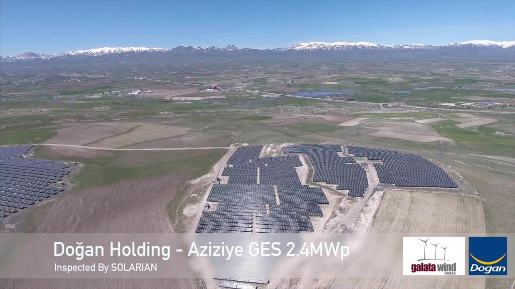 Doğan Holding - Galata Wind Enerji - Erzurum Aziziye GES 2